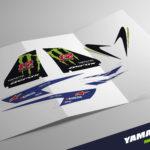 Kit Adhesivos Yamaha Aerox Viñales 2020
