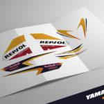 Kit Adhesivos Yamaha Aerox Repsol