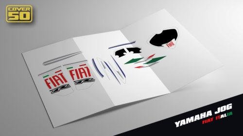 Kit Adhesivos Yamaha Jog Fiat