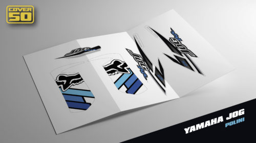 Kit Adhesivos Yamaha Jog Polini